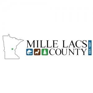 Mille Lacs County Minnesota logo